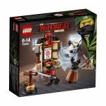 LEGO Ninjago Spinjitzu treening 109 elementi