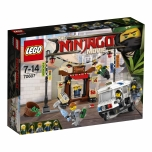 LEGO Ninjago NINJAGO linnajaht 233 elementi