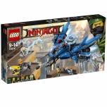 LEGO Ninjago Reaktiivlennuk 876 elementi