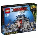 LEGO Ninjago Ülivõimsa relva tempel 1403 elementi