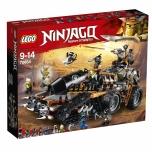 LEGO Ninjago Diiselnaut 1179 elementi