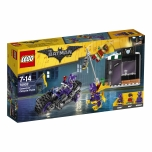 LEGO Batman Movie Cat-tsiklil Kassnaise tagaajamine 139 elementi