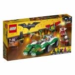 LEGO Batman Movie Mõistataja mõistatusauto 254 elementi