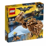 LEGO Batman Movie Clayface´i plärtsurünnak 448 elementi