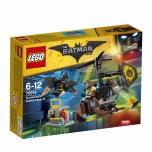 LEGO Batman Hirmus võitlus Hernehirmutisega™ 141 elementi