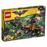 LEGO Batman Bane'i™ mürgiveoki rünnak 366 elementi