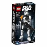 LEGO Star Wars Stormtrooperite komandör 100 elementi