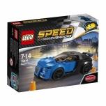LEGO Speed Champions Bugatti Chiron 181 elementi
