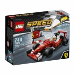 LEGO Speed Champions Scuderia Ferrari SF16-H 184 elementi