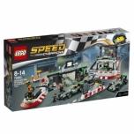 LEGO Speed Champions Mercedes AMG Petronas Formula One Team 941 elementi