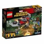 LEGO Super Heroes Laastaja rünnak 197 elementi