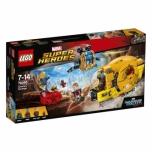 LEGO Super Heroes Ayesha kättemaks 323 elementi