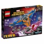 LEGO Super Heroes Milano vs. Abilisk 460 elementi