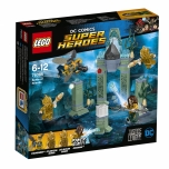 LEGO Super Heroes Atlantise lahing 197 elementi