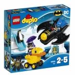 LEGO Duplo Seiklused BatWingil 28 elementi