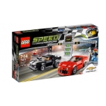 LEGO Speed Champions Chevrolet Camaro 445 elementi