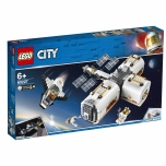 LEGO City Kuu orbitaaljaam 412 elementi