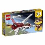 LEGO Creator Futuristlik lennuk 157 elementi
