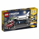LEGO Creator Süstiku transpordiauto 341 elementi