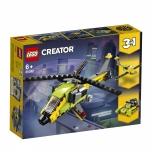 LEGO Creator Seiklused helikopteril 114 elementi