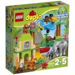 LEGO DUPLO Džungel 86 elementi