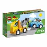 LEGO Duplo Minu esimene puksiirauto 11 elementi