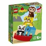 LEGO Duplo Minu esimesed tasakaalustatavad loomad 15 elementi