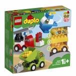 LEGO DUPLO Minu esimesed autod 34 elementi
