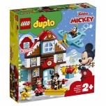 LEGO DUPLO Miki puhkemaja 57 elementi