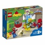 LEGO DUPLO Spider-Man vs.Electro 29 elementi