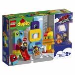 LEGO DUPLO Emmeti ja Lucy külalised DUPLO® planeedilt 53 elementi