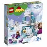 """LEGO DUPLO """"Lumekuninganna ja igavene talv"""" jääkindlus 59 elementi"""