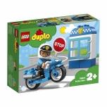 LEGO DUPLO Politsei mootorratas 8 elementi