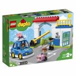 LEGO DUPLO Politseijaoskond 38 elementi