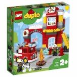 LEGO DUPLO Tuletõrjedepoo 76 elementi