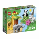 LEGO DUPLO Loomabeebid 9 elementi