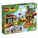 LEGO DUPLO Troopiline saar 73 elementi
