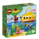 LEGO DUPLO Veealune seiklus 24 elementi