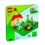 LEGO DUPLO Suur roheline ehitusplaat