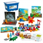 LEGO Education DUPLO Jutuvestja 109 elementi