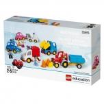 LEGO Education DUPLO Erinevad sõidukid