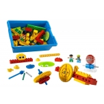LEGO DUPLO Education komplekt Lihtsad masinad 102 elementi