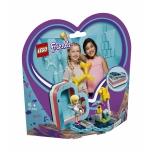 LEGO Friends Stephanie suvine südamekarp 95 elementi
