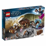LEGO Harry Potter Newti maagilised olendid 694 elementi