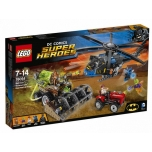 LEGO Super Heroes Batman™: Hernehirmutis™ – hirmulõikus 563 elementi