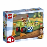 LEGO Juniors Woody & RC 69 elementi