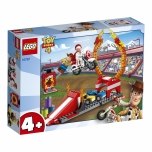 LEGO Juniors Duke Caboomi Stunt Show 120 elementi