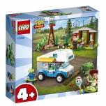 LEGO Juniors Lelulugu 4 väljasõit matkaautoga 178 elementi