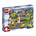 LEGO Juniors Karnevali närvekõditav sõit 98 elementi