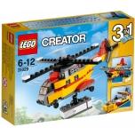 LEGO Creator Kaubahelikopter 132 elementi